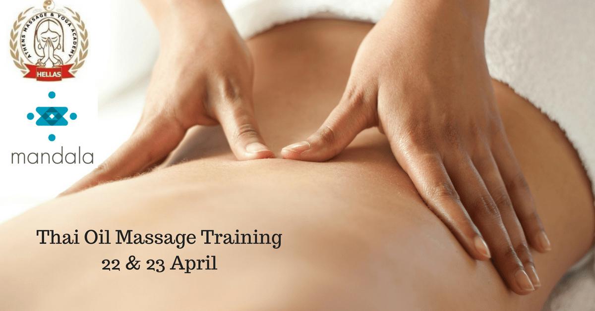 Thai Oil massage Trainnig (2)